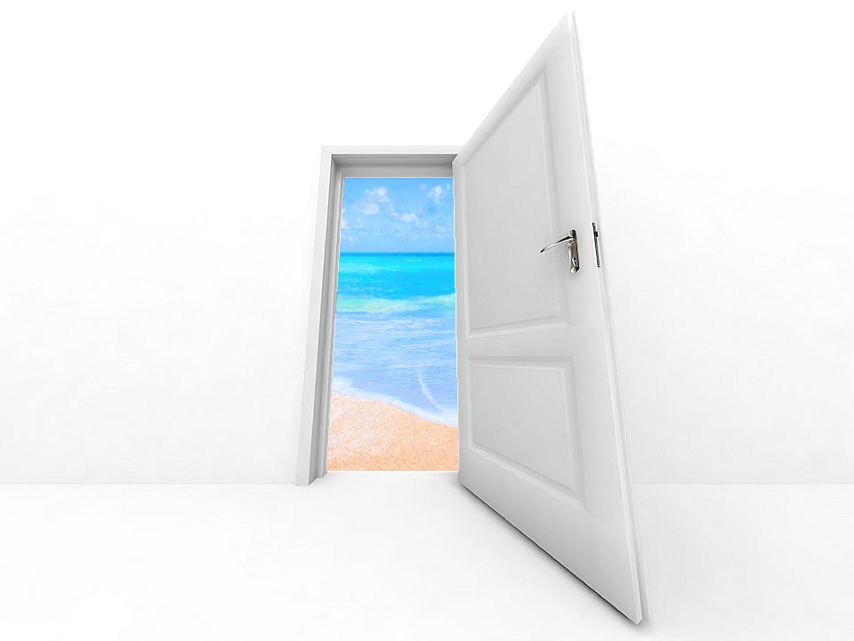 潜在意識のドア